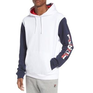 FILA hoodie. The 90's style is back!